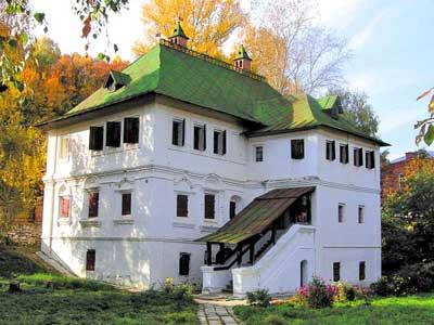 Дом Сапожниковав