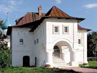 Дом Опарина (Селина)