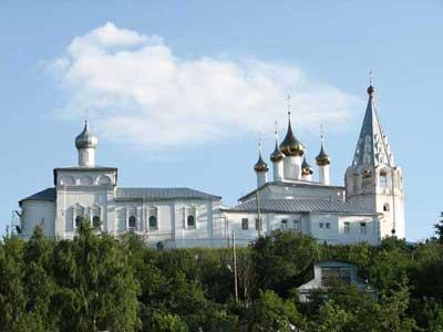 Николо-Троицкий монастырь